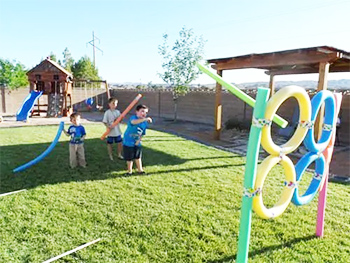 ideas for a summer camp for kids
