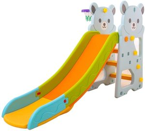 PNYGJQ Playsets Indoor Climber for Kids Slides and Climbers Playhouse