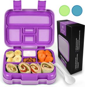 Zulay Kids Bento Box Professionally